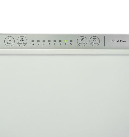 Встраиваемый двухкамерный холодильник RBI 240.21 NF